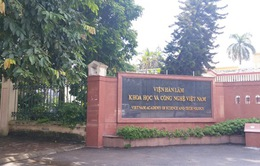 Kết luận sai phạm tại Viện Hàn lâm Khoa học và Công nghệ Việt Nam