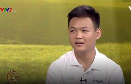 """Đối thủ của """"Cậu bé Google"""" Nhật Minh: """"Thất bại không phải là khi mình thua trong một cuộc thi"""""""