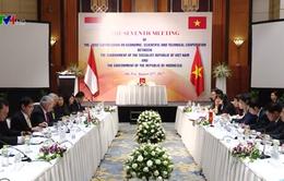 Họp Uỷ ban hỗn hợp về Hợp tác kinh tế, khoa học, kỹ thuật Việt Nam - Indonesia