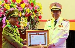 Công an Việt Nam - Lào tăng cường hợp tác phòng chống tội phạm