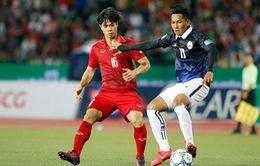 VTV tường thuật trực tiếp trận đấu ĐT Việt Nam - ĐT Campuchia (19h00 ngày 10/10 trên kênh VTV6)