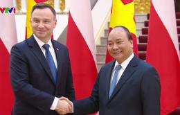 """""""Việt Nam sẵn sàng cân bằng cán cân thương mại với Ba Lan"""""""