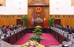 """""""Việt Nam sẵn sàng chia sẻ với Campuchia kinh nghiệm phát triển"""""""