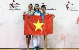 Nguyễn Hà My, tương lai của thể dục nghệ thuật Việt Nam