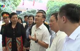 Tiếp tục phát triển quan hệ đặc biệt Việt Nam - Lào