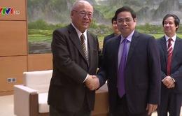 Xây dựng Đại học Việt - Nhật xứng tầm quan hệ hữu nghị