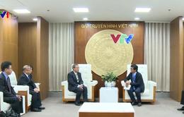 VTV hợp tác sản xuất phim tài liệu với Đài Truyền hình Nhật Bản