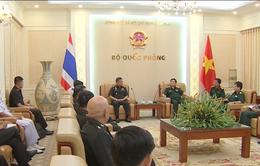 Việt Nam coi trọng hợp tác quốc phòng với Thái Lan