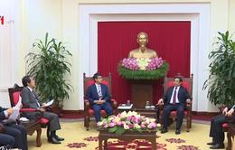 Tiếp tục tăng cường quan hệ Việt Nam - Nhật Bản