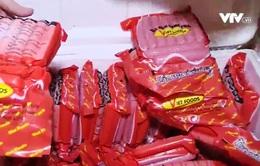 Kiểm điểm 5 cán bộ sai phạm trong việc kiểm tra xúc xích Viet Foods