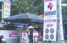 """Điểm bán vé xổ số Vietlott: """"Nấm mọc sau mưa"""" tại Nghệ An"""