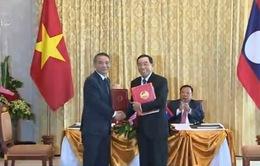 Phát triển hợp tác Việt Nam - Lào thiết thực, hiệu quả