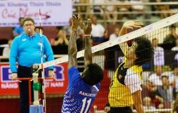 Lịch trực tiếp Giải bóng chuyền các CLB nam châu Á 2017 ngày 4/7: ĐT Việt Nam so tài CLB số 2 Nhật Bản ở tứ kết