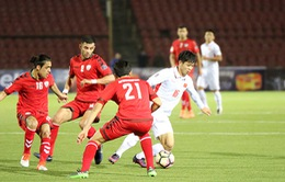 VTV tường thuật trực tiếp vòng loại Asian Cup 2019: ĐT Việt Nam - ĐT Jordan (19h00 trên VTV6)