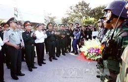 Xây dựng biên giới Việt – Trung hòa bình, ổn định