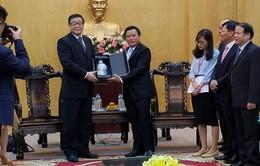 Tăng cường trao đổi lý luận Việt Nam – Trung Quốc