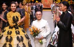 NTK Công Trí mở màn Tuần lễ thời trang quốc tế Việt Nam Thu - Đông 2017