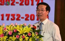 Kỷ niệm 25 năm thành lập tỉnh Vĩnh Long