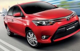 """10 mẫu xe bán chạy nhất tháng 12/2016: Toyota """"lên ngôi"""""""