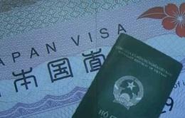 Tiếp nhận hồ sơ xin cấp visa nhập cảnh Nhật Bản bởi đại lý ủy thác