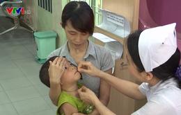 Gần 1 triệu trẻ em được uống bổ sung Vitamin A liều cao