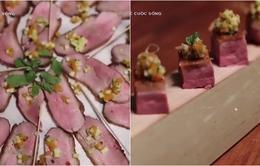 Cách làm món lườn vịt áp chảo giòn da thơm ngon khó cưỡng