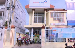 Khẩn trương điều tra vụ cướp ngân hàng Vietinbank tại Vĩnh Long