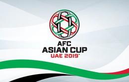 Tìm hiểu vòng loại Asian Cup 2019