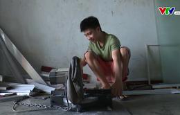 Cuộc sống của chàng trai 17 tuổi bước sang trang mới sau ca mổ tim