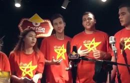 """""""Tây yêu Việt Nam"""" - Video clip được giới trẻ đón nhận nồng nhiệt"""