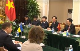 Tăng cường hợp tác Việt Nam - Ukraine
