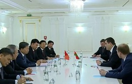 Việt Nam - Belarus tăng cường hợp tác phòng chống tội phạm