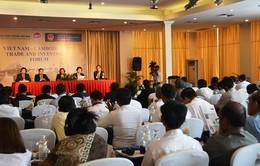 Thúc đẩy thương mại đầu tư Việt Nam - Campuchia