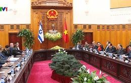 Việt Nam và Israel sớm đưa kim ngạch thương mại song phương lên 3 tỷ USD