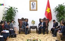 Thủ tướng tiếp Bộ trưởng Bộ Ngoại giao Mông Cổ
