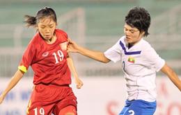 Những cuộc đối đầu đáng chú ý giữa ĐT nữ Việt Nam và ĐT nữ Myanmar