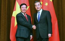 Tăng cường hợp tác ngoại giao Việt Nam - Trung Quốc
