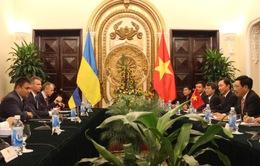 Đưa quan hệ song phương Việt Nam và Ukraine lên cấp độ cao hơn