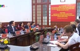Việt Nam - Slovakia tăng cường hợp tác tư pháp