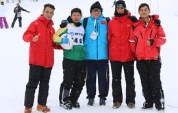 Á vận hội mùa đông 2017: Việt Nam lọt top 30 tại môn trượt tuyết núi cao