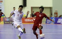 Thắng nghẹt thở trước ĐT Indonesia, ĐT futsal Việt Nam đặt một chân vào bán kết futsal Đông Nam Á