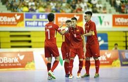 Lịch thi đấu bán kết Giải futsal Đông Nam Á: Việt Nam tái ngộ Malaysia