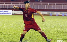 Công Phượng lọt top các cây săn bàn hàng đầu tại vòng loại U23 châu Á