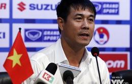 U23 Việt Nam vào VCK châu Á, HLV Hữu Thắng tuyên bố dồn hết sức cho SEA Games 29