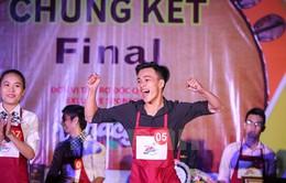 Chàng trai 20 tuổi giành ngôi vị Đệ nhất pha chế cà phê Việt Nam