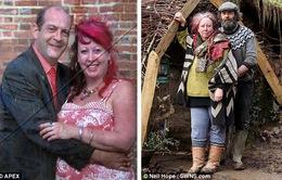 Đôi vợ chồng rời bỏ cuộc sống hiện đại để vào rừng sinh sống