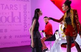 """Vietnam's Next Top Model 2017 - All Stars: Cao Ngân lớn tiếng """"bật"""" giám khảo Võ Hoàng Yến"""