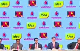 Vodaphone và Idea sáp nhập thành công ty viễn thông lớn nhất Ấn Độ