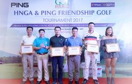 Xác định 15 golf thủ xuất sắc nhất tham gia chung kết giải WAGC 2017
