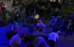 Nhóm nhảy của những người vô gia cư ở Nhật Bản